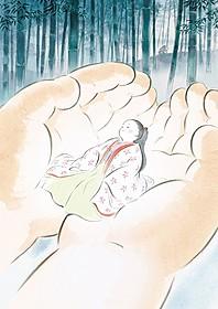 「かぐや姫の物語」ビジュアル「かぐや姫の物語」