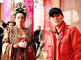 「王妃の紋章」の一場面「紅いコーリャン」