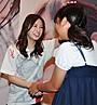 北川景子「涙出ちゃいました」 ファン500人がサプライズで誕生日祝福!