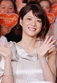 明日の松本潤の誕生日を祝福した上野樹里「陽だまりの彼女」