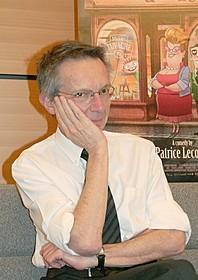 初のアニメ映画を監督したパトリス・ルコント「スーサイド・ショップ」