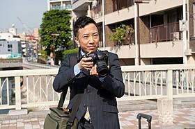 市川猿之助がカメラマン役でドラマ初主演