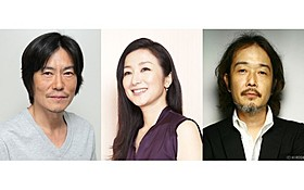 「ジャッジ!」で共演する豊川悦司、鈴木京香、リリー・フランキー「ジャッジ!」