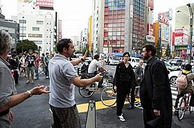 東京・秋葉原での撮影風景も公開「ウルヴァリン:SAMURAI」