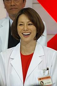 天才外科医を演じる米倉涼子「ドクターX」