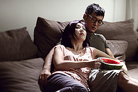 香港映画「恋の紫煙2」「ライジング・ドラゴン」