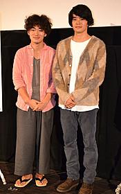 池松壮亮と松居大悟監督「自分の事ばかりで情けなくなるよ」