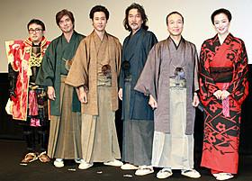 TIFFクロージングとして上映された「清須会議」「清須会議」