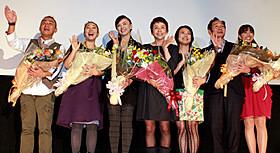 女優陣のパワーに中村有志はタジタジ「女たちの都 ワッゲンオッゲン」