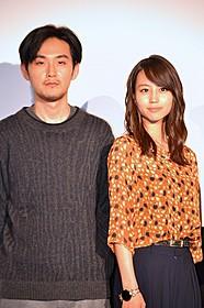 兄妹役を演じる堀北真希と松田龍平「麦子さんと」
