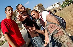 """パレスチナ人ヒップホップ・グループ""""DAM""""「自由と壁とヒップホップ」"""