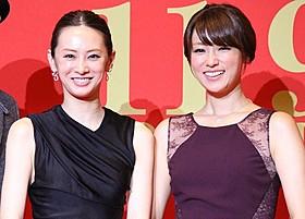 キスシーンを語った北川景子と深田恭子「ルームメイト」