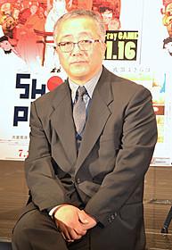 紫綬褒章を受章した大友克洋監督「AKIRA」