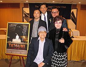 伝説的作家・辰巳ヨシヒロ氏の半生を描く長編アニメ「TATSUMI マンガに革命を起こした男」