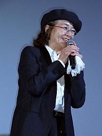 舞台挨拶に立った倍賞千恵子「東京に来たばかり」