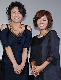 元「オセロ」の中島知子と美奈子「ハダカの美奈子」