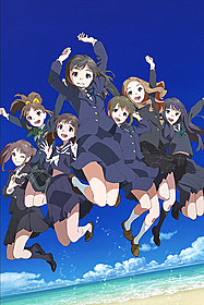 TVと劇場で同時展開される アニメ「Wake Up, Girls!」「Wake Up, Girls! 七人のアイドル」