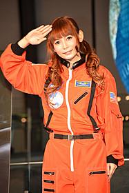 宇宙へ飛び立った若田氏へも 「成功をお祈りしています!」とエール「ゼロ・グラビティ」