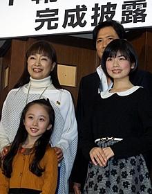 姉妹役で出演する本田望結と小芝風花「魔女の宅急便」