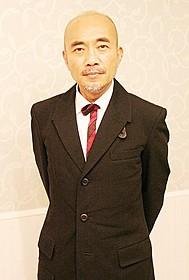 岡倉天心を演じた竹中直人「天心」