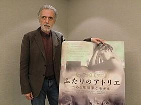 スペインの名匠フェルナンド・トルエバ監督「ふたりのアトリエ ある彫刻家とモデル」