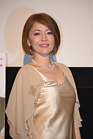 トークイベントに出席した青田典子「グリフィン家のウエディングノート」