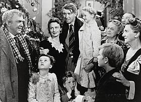 クリスマス映画の定番「素晴らしき哉、人生!」