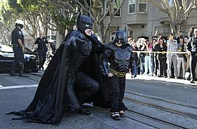 「バットキッド」が大活躍!「バットマン」