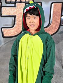 恐竜好きの鈴木福くん「ウォーキング with ダイナソー」