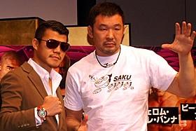 格闘家、アスリートたちが腕相撲世界トーナメントに参戦