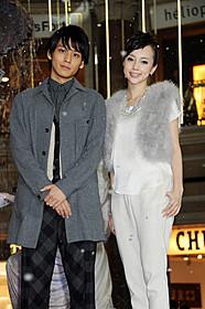 イベントに出席したICONIQと佐野和真「き・れ・い?」