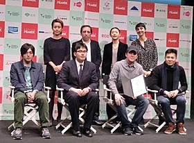 第14回東京フィルメックスの コンペティション部門受賞者たち「花咲くころ」