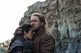 「ノアの方舟」を題材にしたスペクタクル「ノア 約束の舟」