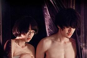 映画「愛の渦」の一場面「愛の渦」