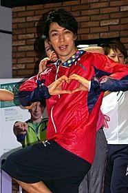 世界的ダンサーのTAKAHIRO「ドラゴンボール」