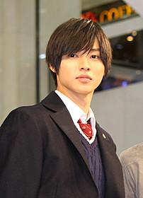 イベントに出席した山崎賢人「L・DK」