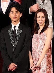妻夫木聡と北川景子「ジャッジ!」