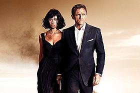第22作「007 慰めの報酬」「007 慰めの報酬」