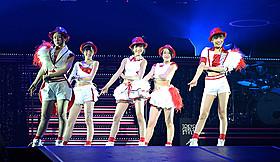 2度目の武道館単独公演を成功させた東京女子流「学校の怪談」