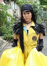 「センチメンタルカラス」で カラスを演じる北浦愛「Sweet Rain 死神の精度」