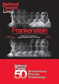 舞台「フランケンシュタイン」がスクリーンに!