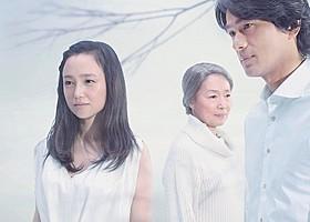 「私という運命について」に主演する 永作博美と共演の江口洋介、宮本信子