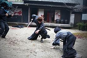 剣心×宗次郎が激突!「るろうに剣心」