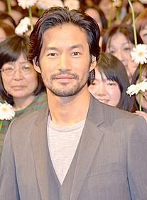 約200人の女性ファンに囲まれた竹野内豊「ニシノユキヒコの恋と冒険」