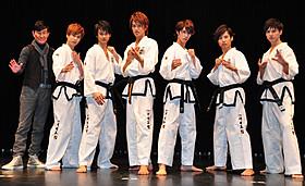 日本初の本格テコンドー映画が公開「テコンドー魂 REBIRTH」