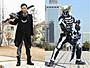 板尾創路「平成ライダー対昭和ライダー」で変身!!50歳でライダー初挑戦