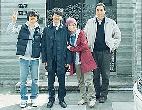 """辞書作りの次に選んだ石井監督のテーマは""""家族""""「ぼくたちの家族」"""