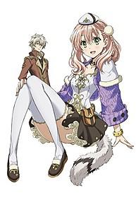 アトリエシリーズから初のアニメ化