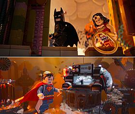 夢の共演が早くも実現「LEGO(R) ムービー」