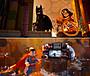 「LEGO(R) ムービー」でバットマンとスーパーマンの共演が一足早く実現